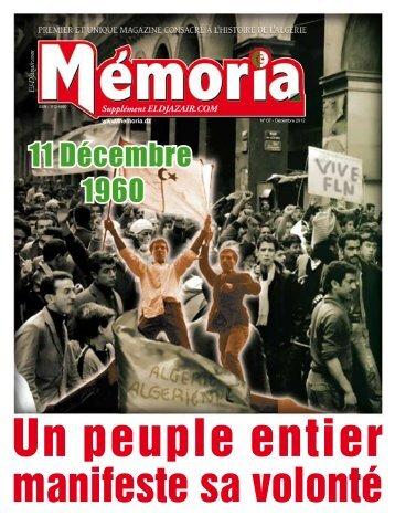 Histoire - Memoria