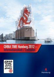 ChinaTime2012 5.indd - CHINA TIME Hamburg 2012 - Hamburg