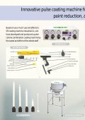 ELECTROSTATIC POWDER COATING SYSTEM - Page 3