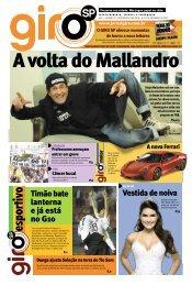 Timão bate lanterna e já está no G10 - Jornal GIRO SP