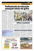 Timão bate lanterna e já está no G10 - Jornal GIRO SP - Page 3