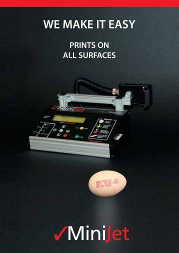 the minijet-printer