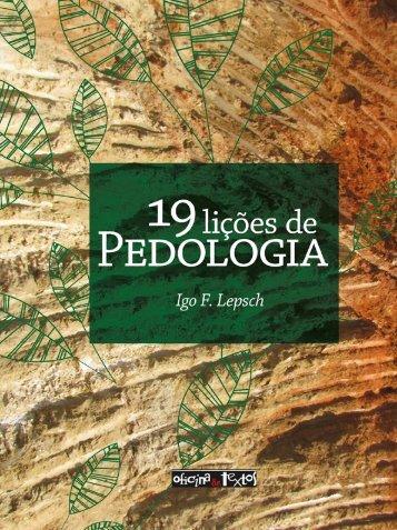19 Lições de Pedologia - Oficina de Textos