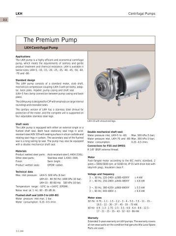 The Premium Pump