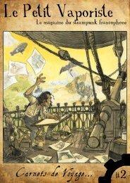 Carnets de Voyage... - Steampunk.fr