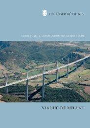 Viaduc de Millau - Dillinger Hütte GTS