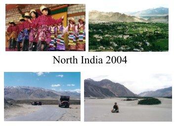 North India 2004
