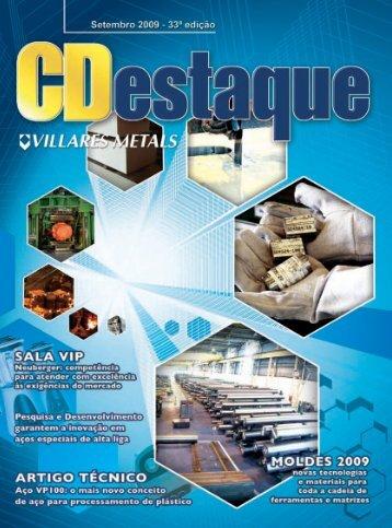 CDestaque 33.qxp:Layout 1 - Villares Metals