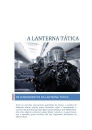 A LANTERNA TÁTICA - Operações Especiais