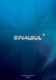 download catálogo em formato pdf - Sinalsul