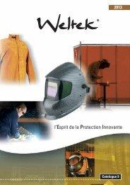 Télécharger le catalogue (format PDF) - Weltek