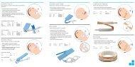 Brochure Fixations pour sondes - VBM Medizintechnik GmbH
