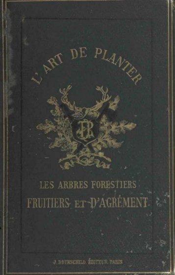 planter - Biblioteca Digital de Obras Raras e Especiais - USP