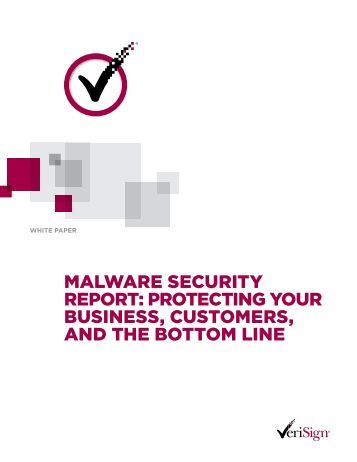 Malware Security Report: Protecting Your ... - Internet Retailer