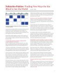 Newsletter - Courant Institute of Mathematical Sciences - New York ... - Page 7