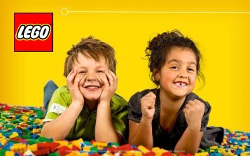 The Advertiser Challenge by LEGO - Coalition for Innovative Media ...