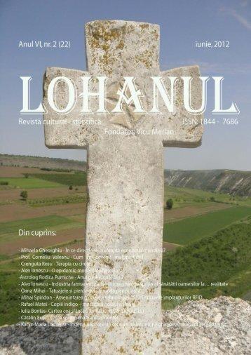 Lohanul nr. 22, iunie 2012 - New Page 1