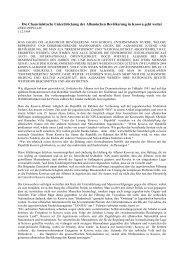 Die Chauvinistische Unterdrückung der Albanischen Bevölkerung in ...