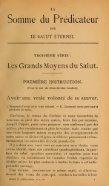 La somme du prdicateur sur le salut ternel : renfermant quatre-vingts ... - Page 7