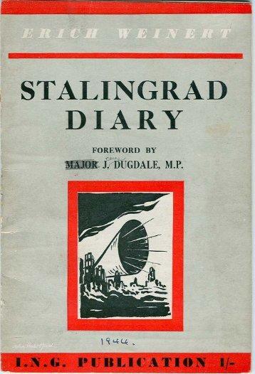 Stalingrad Diary