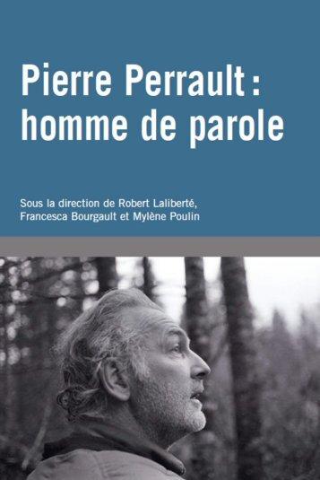 Pierre Perrault : homme de parole - AIEQ