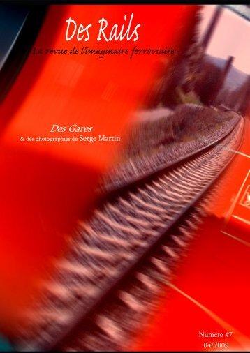 Gares - Des Rails - Free