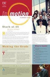 IN MOTION (backup) V.3 - USC School of Cinematic Arts - University ...