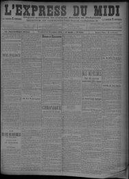 25 décembre 1896 - Bibliothèque de Toulouse