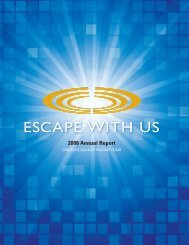 2008 Annual Report - at Cineplex.com
