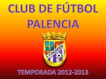 DOSSIER PUBLICIDAD CF PALENCIA 2012-13