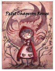 Le petit chaperon rouge, de Perrault