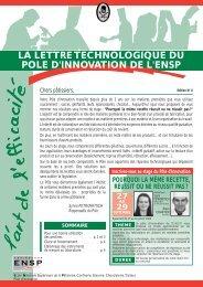 ENSP juillet 99 N¡8 copie - Patisserie Artisanale