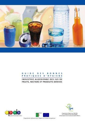 Guide Des Bonnes Pratiques D'hygiène - APAB