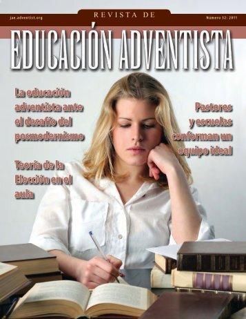 La educación adventista ante el desafío del posmodernismo Teoría ...