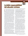 La educación adventista ante el desafío del posmodernismo Teoría ... - Page 3
