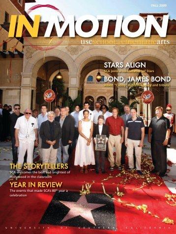 the storytellers year in review stars align bond, james bond