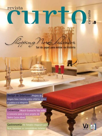 Revista Curto Circuito - Outubro de 2009 - Circuito de Alta Decoração
