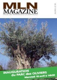 MLN Magazine d'avril 2012 - Mandelieu La Napoule