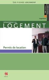 Document PDF - Brochure Permis de location