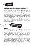 Lucie & Mathilde mènent l'enquête - Agir contre les accidents de la ... - Page 4