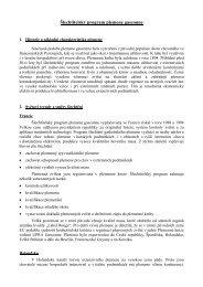 Šlechtitelský program plemene gasconne - Český svaz chovatelů ...