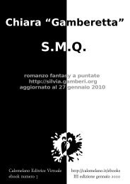 Capitolo 1. - Calomelano