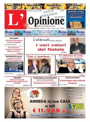 Anno n°23 15-12-2010 - teleIBS