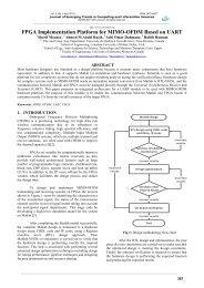 The Universal Asynchronous Receiver/Transmitter (UART