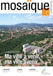 Mosaïque n°102 - Sainte Foy-Lès-Lyon