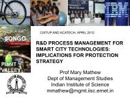11_R&D process management_Mary Mathew_25042012 ... - CiSTUP