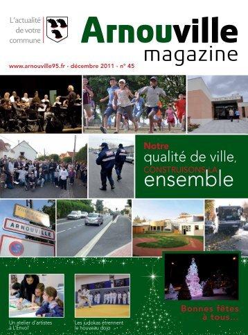 ensemble - ville d'Arnouville