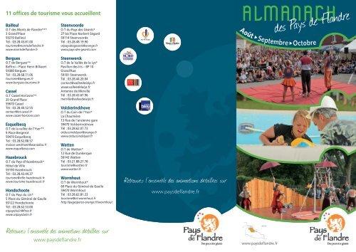 ALMANACH - Espace Presse