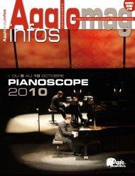 AggloMag Infos N°23 Septembre 2010 - Communauté d ...