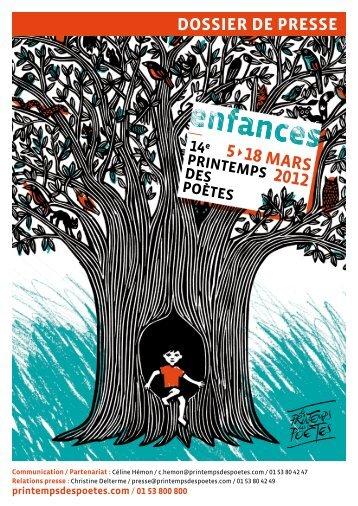 5 18 MARS 2012 - Les Poètes